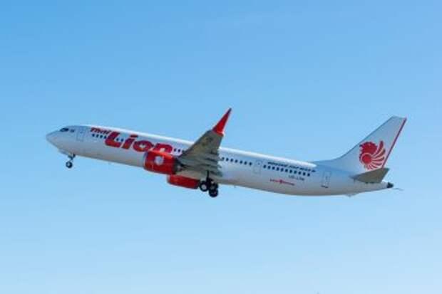 Boeing 737 MAX 9 авиакомпании Thai Lion Air