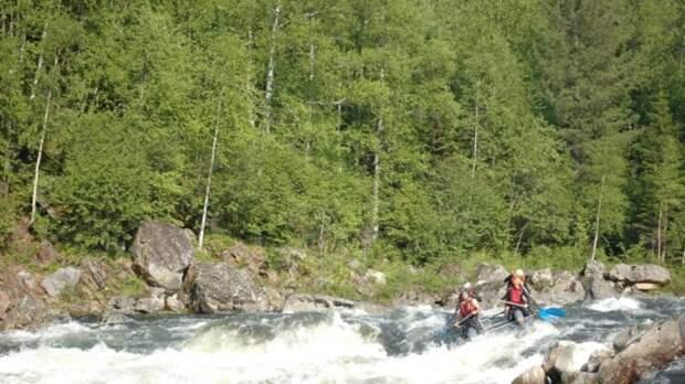 Туристка погибла по время сплава в Красноярском крае