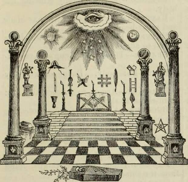 Франкмасоны: мифы и реальность