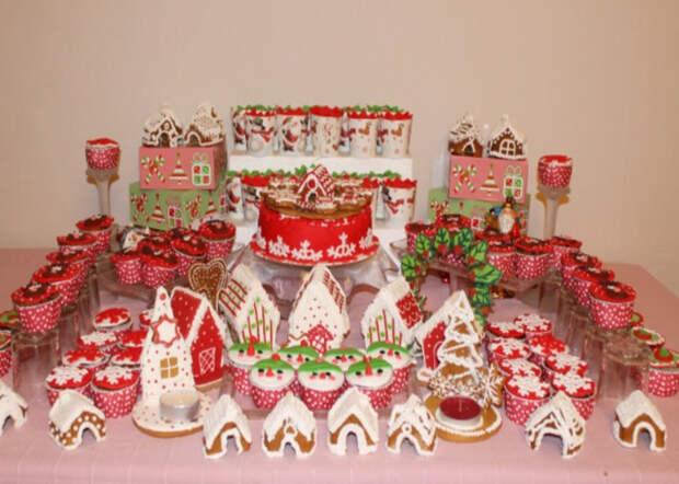 Как украсить стол на Новый год: традиционные варианты и креативные идеи (68 фото)