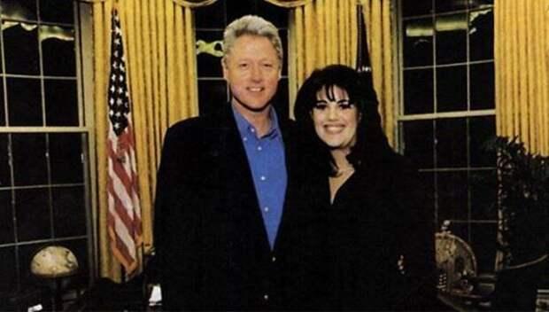 Что сейчас с Моникой Левински, из-за которой начался импичмент Билла Клинтона?