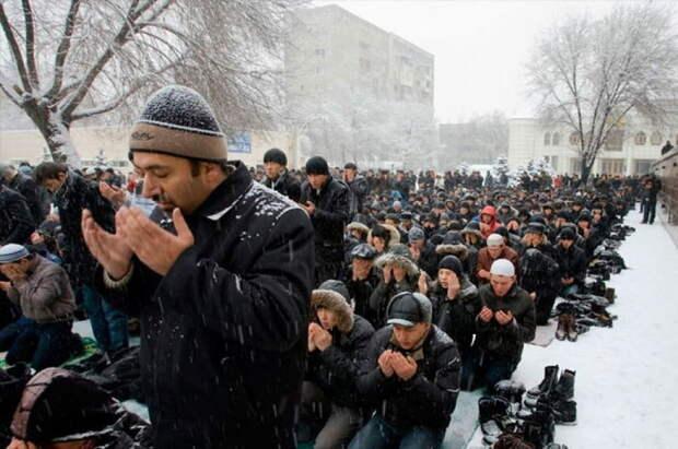 Русский Север принял полярный ислам