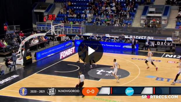 Nizhny Novgorod vs Zenit Highlights April, 17 | Season 2020-21