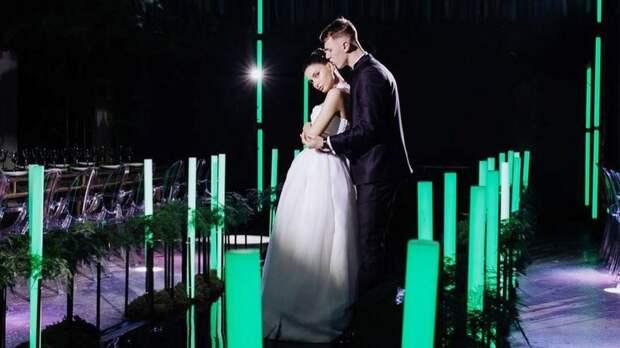 Вратарь «Краснодара» Сафонов женился в 21 год: фото