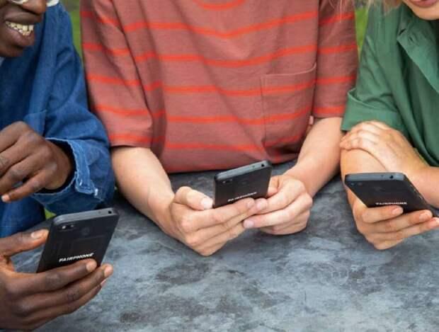 В Нидерландах создали «зеленый» смартфон