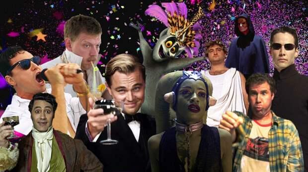 10 диких кинотусовок в честь дня рождения Кино-Театр.Ру!