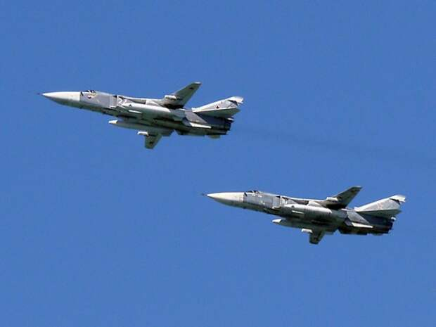 В Крыму военные самолёты подняли по воздушной тревоге!