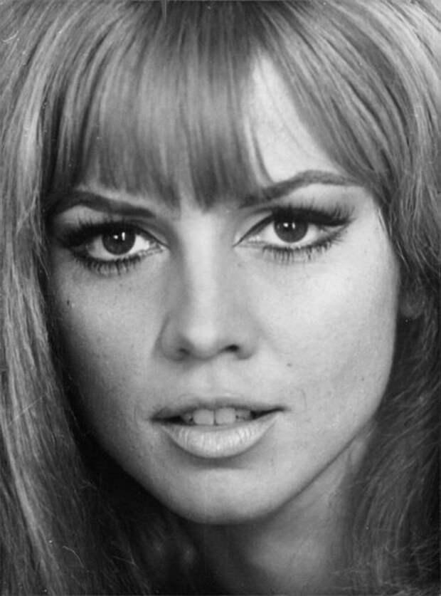 Жослен Лейн одна из самых потрясающе красивых актрис 1960-х.