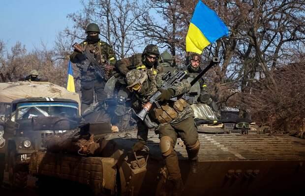 На Украине рассказали о девяти сценариях войны с РФ