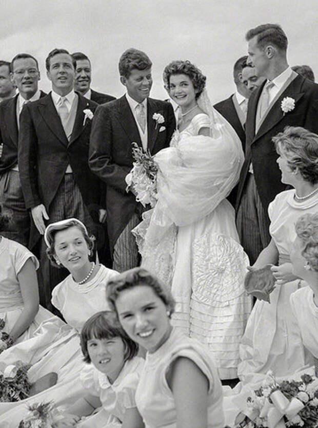 Малоизвестные факты о жизни Жаклин Кеннеди