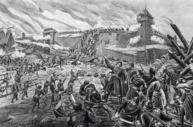 Персидский поход Степана Разина