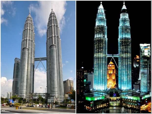 6 небоскрёбов мира, вознёсшихся выше облаков