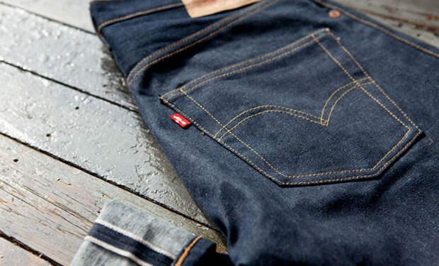 Как должны сидеть мужские джинсы