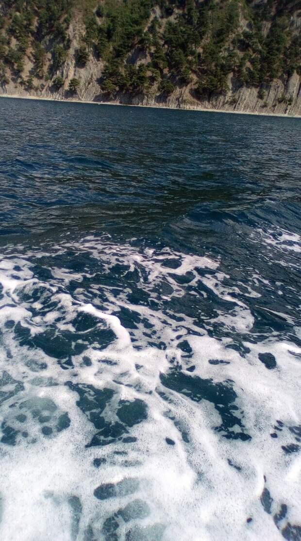 Неожиданное знакомство и отдых на море. Часть 3.