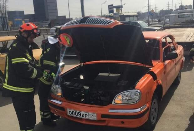 Спасатели Московского авиацентра получили новый тренажер
