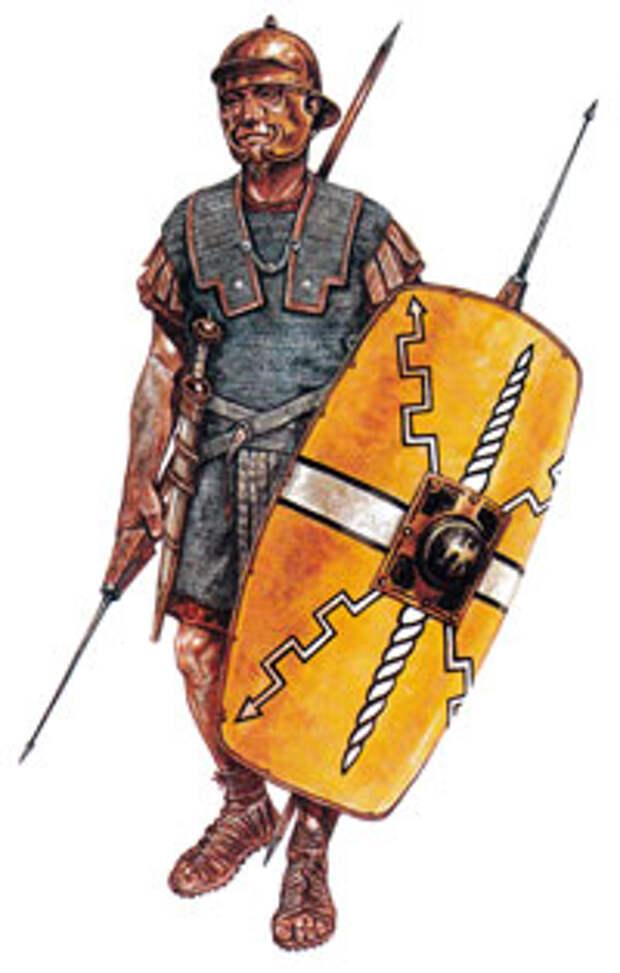 Легионер Августа