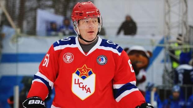 Потанин: «Ночная лига дает каждому возможность войти в огромную хоккейную команду России»