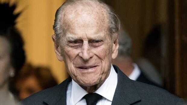 Правнуков принца Филиппа не пригласили на похороны деда
