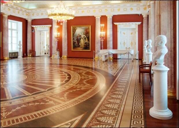 Ведический дворец российской императрицы