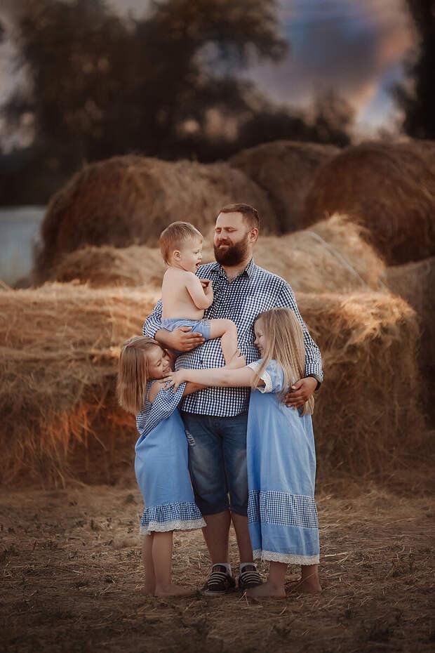 16 семейных фото про любовь, когда детская сказка стала реальностью