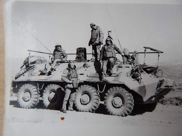БТР-60. История появления