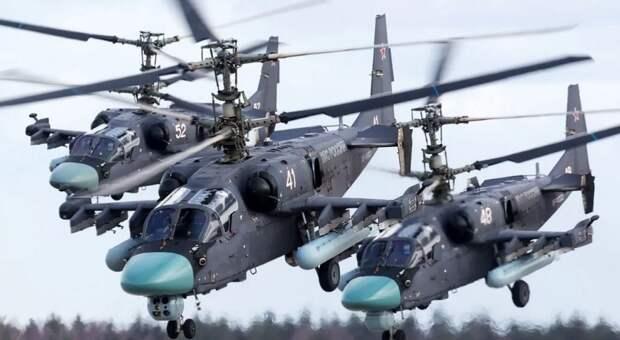 Ка-52М и БПЛА – смертельная связка