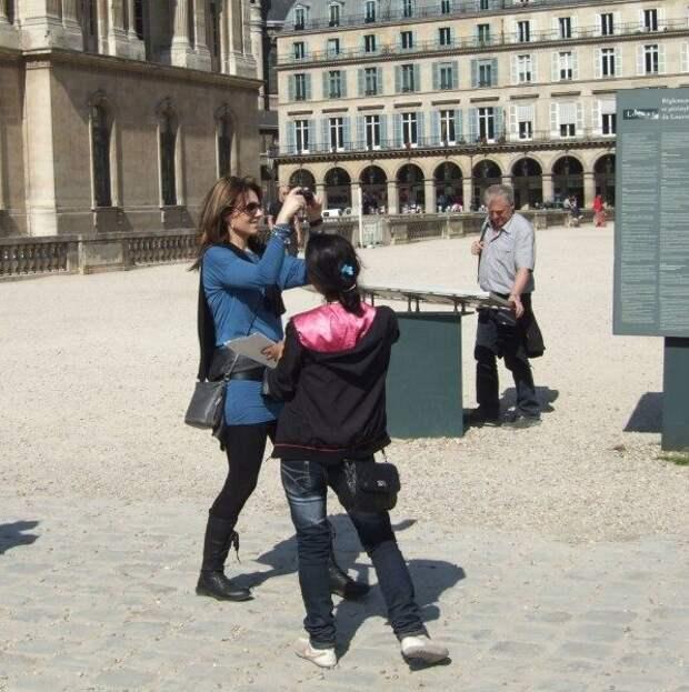 О том, как обманывают туристов