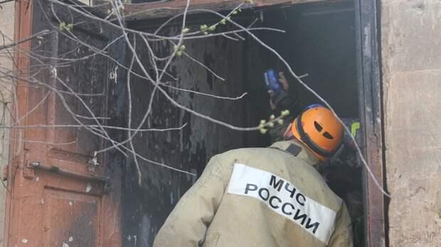 Пожарные предотвратили крупный взрыв в Севастополе