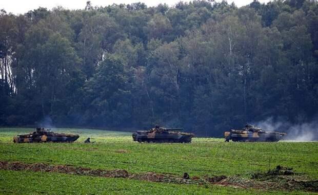 Секретный план НАТО: «Лукашенко убит, польские танки в Минске»