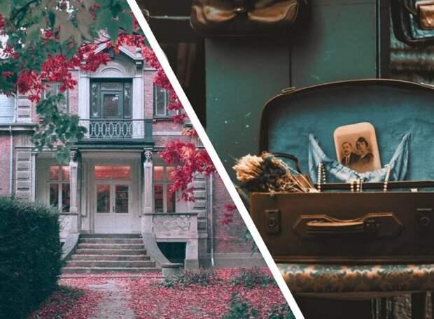 Девушка поднялась на свой старый чердак перед продажей дома и нашла вещь, которая сделала ее миллионером