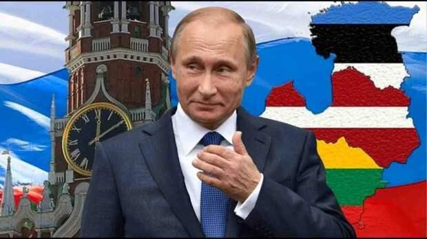 Как Россия вынуждает Европейский Союз содержать и делиться с бывшими республиками Советского Союза...