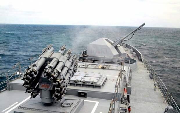 Почему Россия была вынуждена сделать выбор в пользу фрегатов УРО проекта 11356