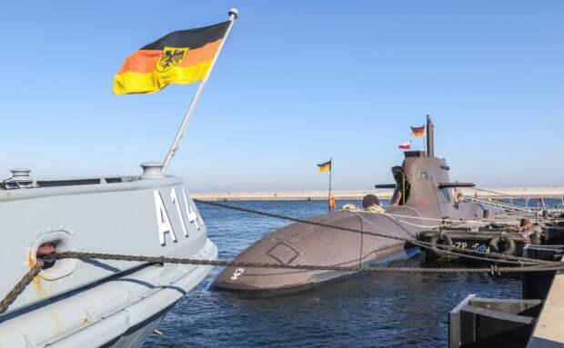 Bild: на кораблях ВМС Германии обнаружили российское оборудование