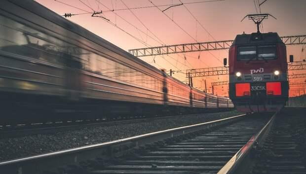 Расписание электричек не изменится из‑за строительства платформы на Курском вокзале