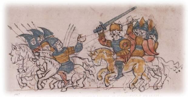 Древнерусские миниатюры как исторический источник