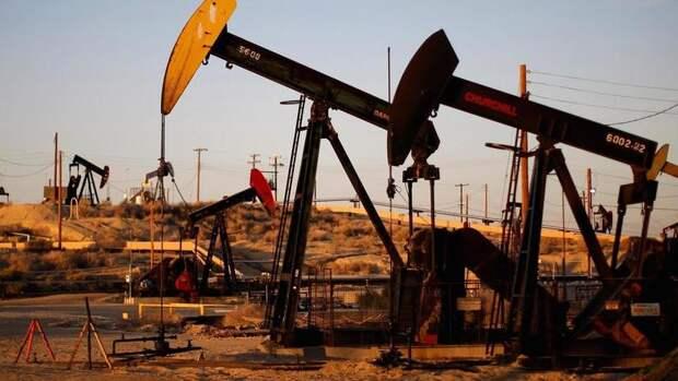 Цены нанефть вминусе