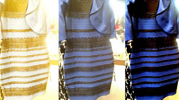 Возвращение «загадочного платья»: ученые дали полное разъяснение