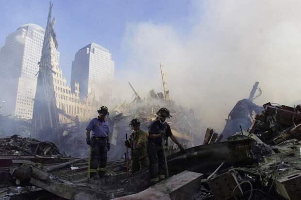Конец эпохи: от 11.09.2001 до 11.09.2021 США трусливо бежали с поля боя. Ростислав Ищенко