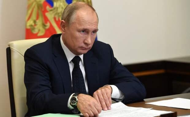 Рейтинг Путина продолжает расти