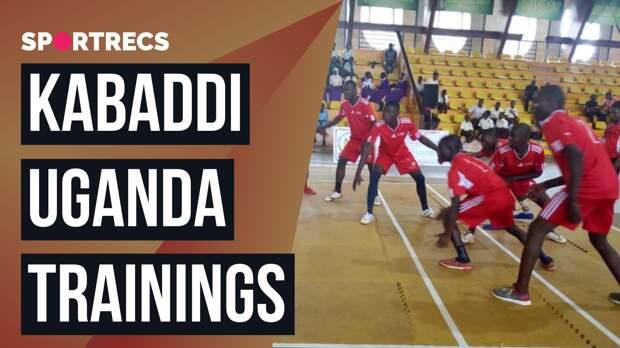 Kabaddi Uganda trainings