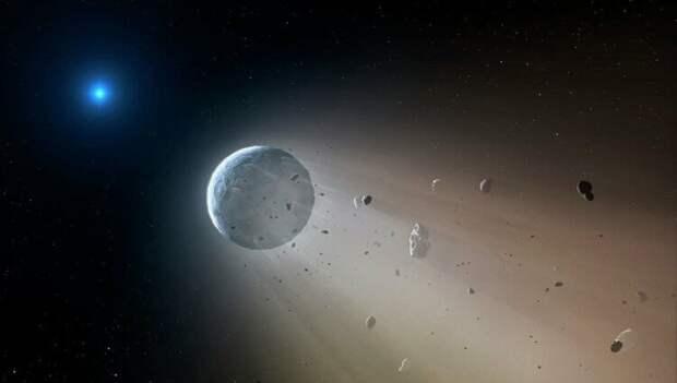 Астрономы назвали источник жизни во Вселенной
