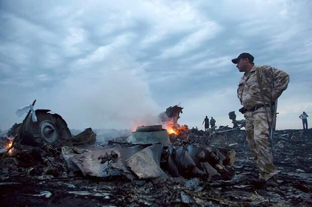 На Украине убили агента ФБР, узнавшего неприятные подробности о крушении МН-17