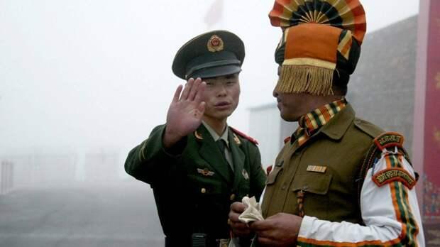 Приграничный конфликт Индии и Китая: кому выгодно?