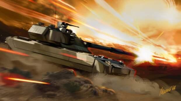 Военный эксперт Литовкин раскрыл, почему США боятся танкового сражения с Россией