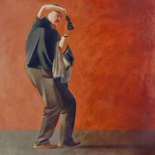 Французский художник. Blaimont Frdric