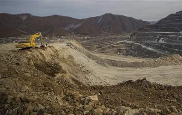 Хохойское рудное поле