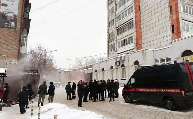 Пожар в «Хромой лошади» и трагедия в пермской «Карамели», где люди сварились заживо, как звенья одной цепи - фото 6