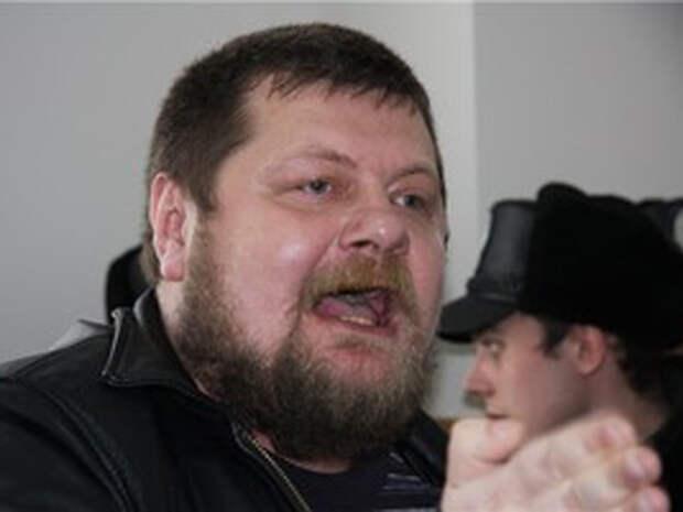 Мосийчук и бойцы «Азова» попали на видео при ограблении офиса