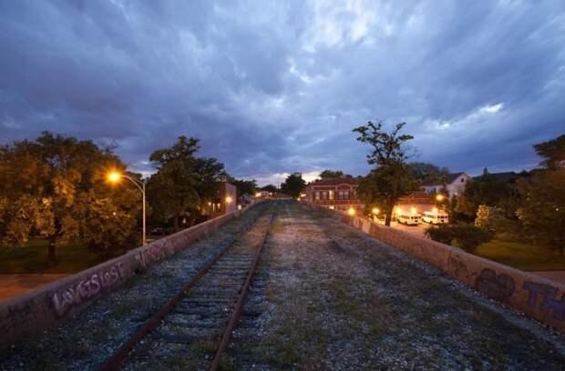 10 постапокалиптических мест вкрупных городах мира