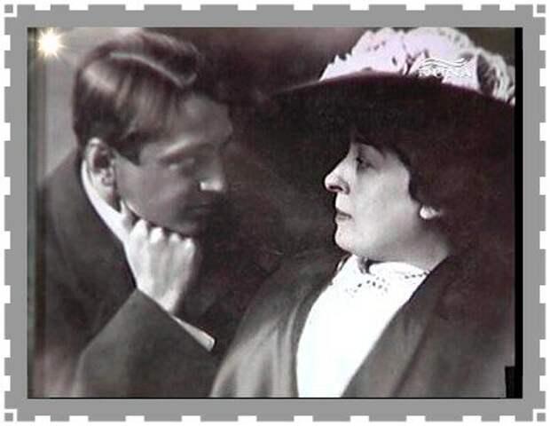 Поэт и женщина не уживались рядом, а жить в разлуке вовсе не могли